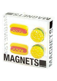 Have Some Bun Magnets   Mod Retro Vintage Kitchen   ModCloth.com